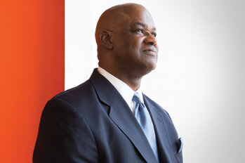 Charles Sharp, CEO of the Black Emergency Managers Association