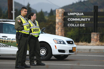 Emergency managers at colleges