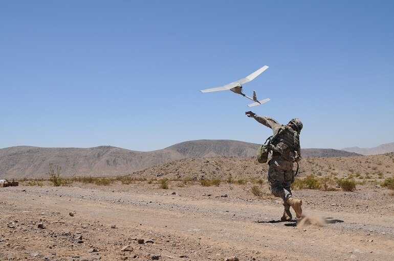 Army National Guard drone