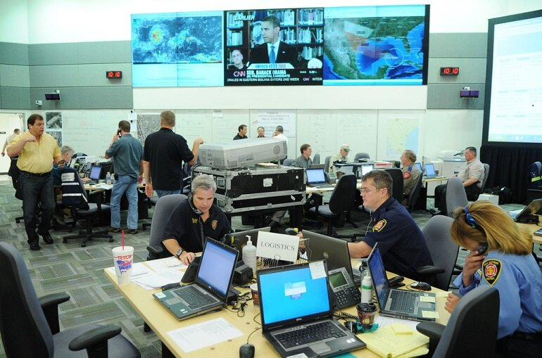 San Antonio and Bexar County, Texas, EOC