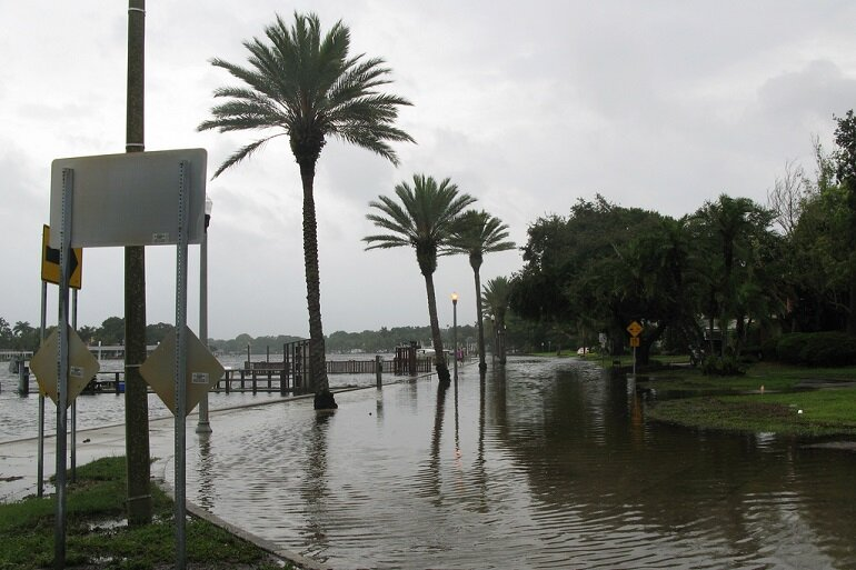 New Data Add Dimension To Flood Risk Assessment In Florida