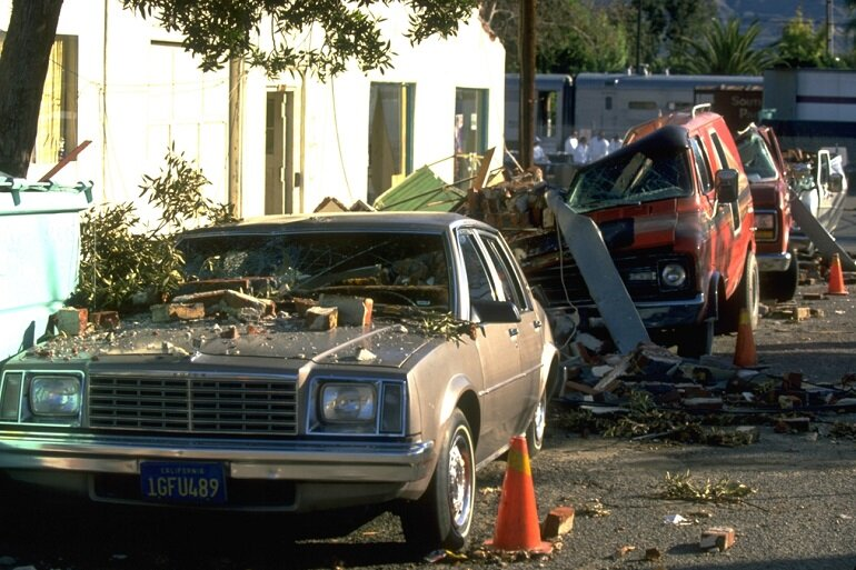 Northridge Earthquake 1994
