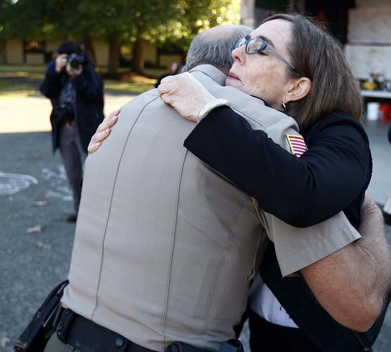 Tip Line For Mass Shootings: Key Oregon Lawmakers Ready To