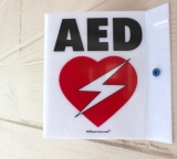 Maryland has a statewide automated external defibrillator system