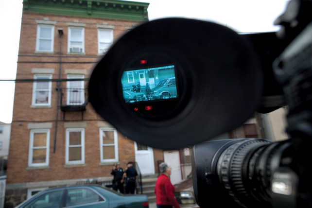 Video cameras helped capture the Boston bombing suspects