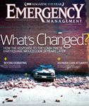 Emergency Management September 2013 cover