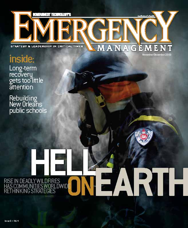 Emergency Management November 2009