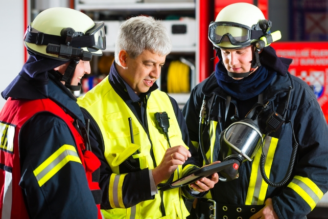 Tablets' Mobility, Connectivity Lead to Adoption by Emergency Managers