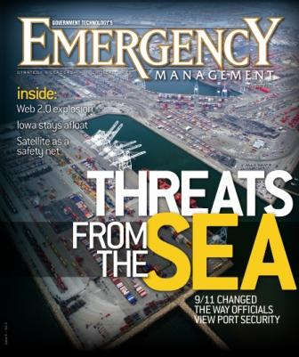 Emergency Management magazine July 2009