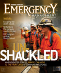 Emergency Management September/October 2009 Cover