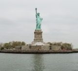 Statue of Liberty facilities were damaged during Hurricane Sandy
